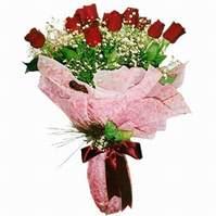 Kastamonu çiçek siparişi sitesi  12 adet kirmizi kalite gül