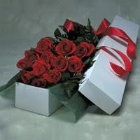 Kastamonu online çiçek gönderme sipariş  11 adet gülden kutu