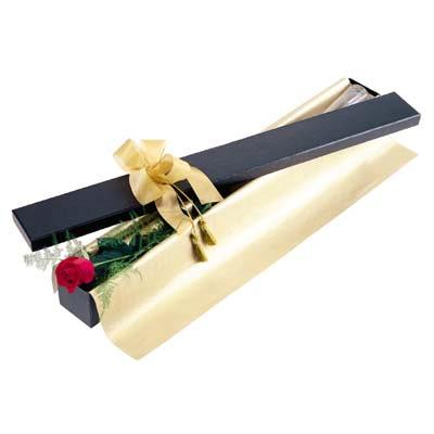 Kastamonu uluslararası çiçek gönderme  tek kutu gül özel kutu