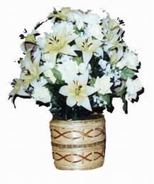 yapay karisik çiçek sepeti   Kastamonu çiçek mağazası , çiçekçi adresleri