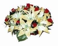 yapay karisik çiçek sepeti   Kastamonu internetten çiçek siparişi
