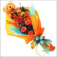 ayicik gül ve kir çiçekleri   Kastamonu çiçekçi mağazası