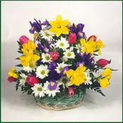 mevsim karisik çiçek demet   Kastamonu çiçekçi mağazası