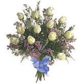 bir düzine beyaz gül buketi   Kastamonu çiçek gönderme sitemiz güvenlidir