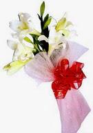 Kastamonu çiçek , çiçekçi , çiçekçilik  ince vazoda gerbera ve ayi