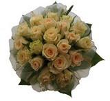 12 adet sari güllerden buket   Kastamonu uluslararası çiçek gönderme