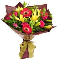 karisik mevsim buketi - anneser günü için ideal seçim -  Kastamonu internetten çiçek satışı