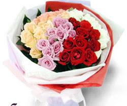 SEVENLERE ÖZEL 51 ADET GÜL  Kastamonu internetten çiçek satışı