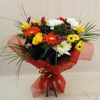 Kastamonu hediye çiçek yolla  Karisik mevsim demeti
