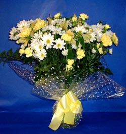 Kastamonu hediye çiçek yolla  sade mevsim demeti buketi sade ve özel