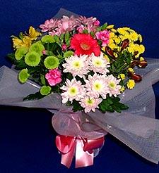 Kastamonu hediye çiçek yolla  küçük karisik mevsim demeti