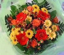 Kastamonu ucuz çiçek gönder  sade hos orta boy karisik demet çiçek