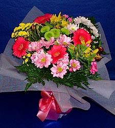 karisik sade mevsim demetligi   Kastamonu 14 şubat sevgililer günü çiçek