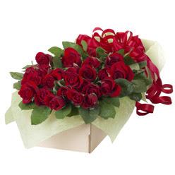 19 adet kirmizi gül buketi  Kastamonu güvenli kaliteli hızlı çiçek