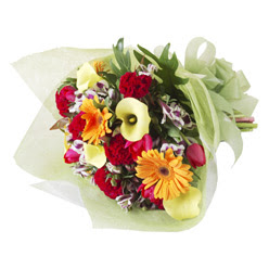 karisik mevsim buketi   Kastamonu online çiçekçi , çiçek siparişi