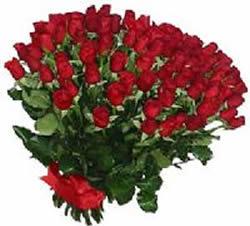 51 adet kirmizi gül buketi  Kastamonu çiçekçiler