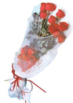 11 adet kirmizi güller buket tanzimi   Kastamonu çiçek siparişi sitesi