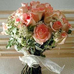 12 adet sonya gül buketi    Kastamonu çiçek gönderme