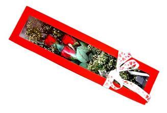 Kastamonu hediye çiçek yolla  Kutuda 3 adet gül