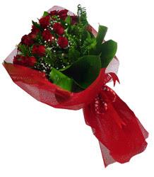 Kastamonu çiçek gönderme sitemiz güvenlidir  10 adet kirmizi gül demeti