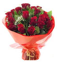 Kastamonu anneler günü çiçek yolla  11 adet kimizi gülün ihtisami buket modeli