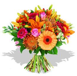Kastamonu çiçekçi telefonları  Karisik kir çiçeklerinden görsel demet