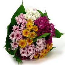 Kastamonu çiçekçi telefonları  Karisik kir çiçekleri demeti herkeze