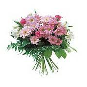karisik kir çiçek demeti  Kastamonu çiçek satışı