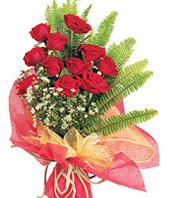 11 adet kaliteli görsel kirmizi gül  Kastamonu çiçek satışı