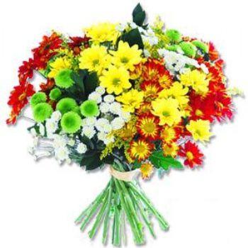 Kir çiçeklerinden buket modeli  Kastamonu online çiçek gönderme sipariş