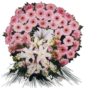 Cenaze çelengi cenaze çiçekleri  Kastamonu çiçek siparişi vermek