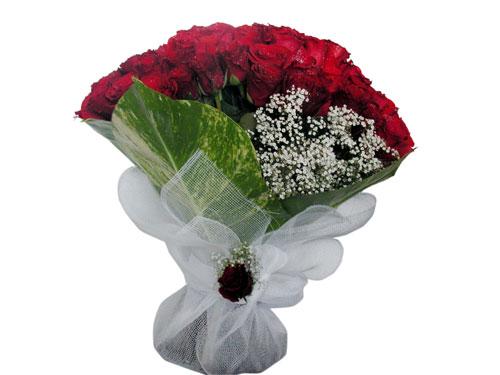 25 adet kirmizi gül görsel çiçek modeli  Kastamonu çiçek servisi , çiçekçi adresleri