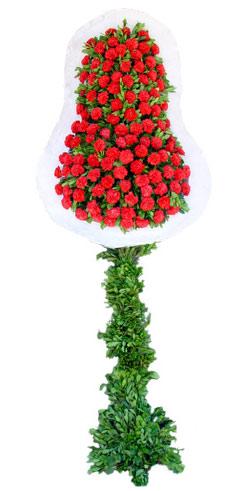 Dügün nikah açilis çiçekleri sepet modeli  Kastamonu İnternetten çiçek siparişi