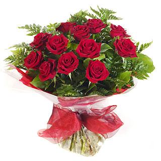 Ucuz Çiçek siparisi 11 kirmizi gül buketi  Kastamonu çiçek online çiçek siparişi