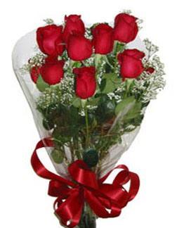 Çiçek sade gül buketi 7 güllü buket  Kastamonu online çiçek gönderme sipariş