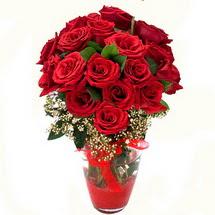 Kastamonu çiçek siparişi sitesi   9 adet kirmizi gül
