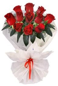 11 adet gül buketi  Kastamonu internetten çiçek siparişi  kirmizi gül