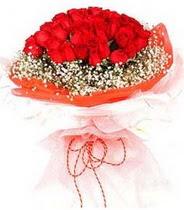Kastamonu hediye sevgilime hediye çiçek  21 adet askin kirmizi gül buketi