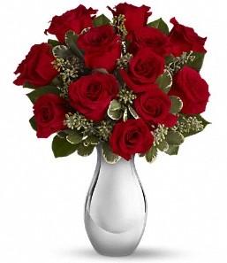 Kastamonu çiçek siparişi vermek   vazo içerisinde 11 adet kırmızı gül tanzimi