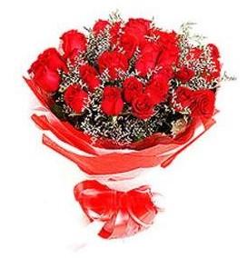 Kastamonu çiçek mağazası , çiçekçi adresleri  12 adet kırmızı güllerden görsel buket