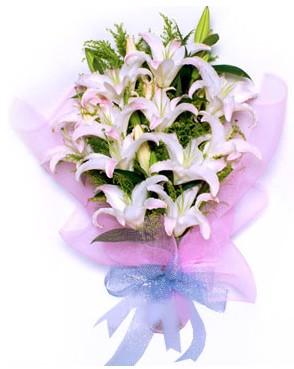 5 dal kazablankadan muhteşem buket  Kastamonu hediye çiçek yolla