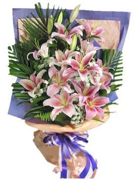 7 dal kazablankadan görsel buket  Kastamonu kaliteli taze ve ucuz çiçekler
