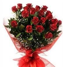 İlginç Hediye 21 Adet kırmızı gül  Kastamonu internetten çiçek siparişi