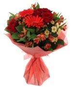 karışık mevsim buketi  Kastamonu internetten çiçek siparişi