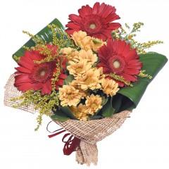 karışık mevsim buketi  Kastamonu çiçekçi mağazası