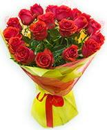 19 Adet kırmızı gül buketi  Kastamonu çiçek siparişi vermek