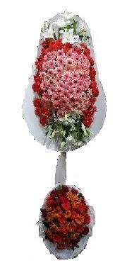 çift katlı düğün açılış sepeti  Kastamonu internetten çiçek satışı