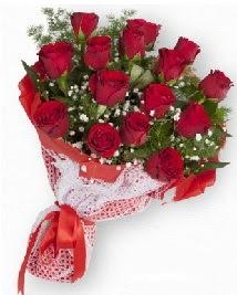 11 kırmızı gülden buket  Kastamonu güvenli kaliteli hızlı çiçek
