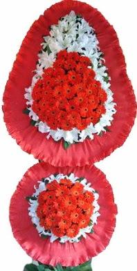 Kastamonu online çiçek gönderme sipariş  Çift katlı kaliteli düğün açılış sepeti