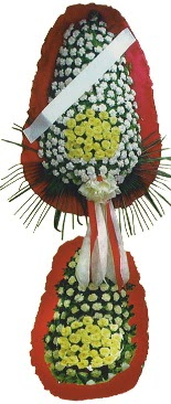 Çift katlı düğün açılış çiçeği  Kastamonu çiçek servisi , çiçekçi adresleri